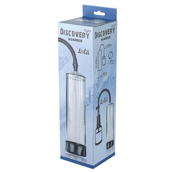 Вакуумная помпа Discovery Light Boarder Clear 6911-00lola